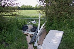 Fly-tipping teen handed £500 fine for dumping old car parts